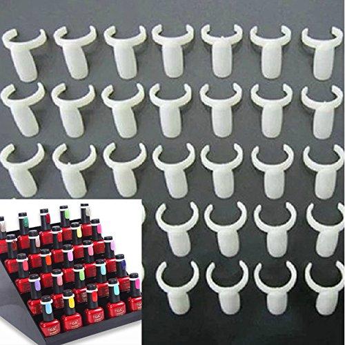 windmax-r-us-seller-100-pcs-natural-color-display-ring-for-false-nail-art-polish-uv-gel-practice-too