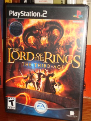 Playstation Lord of the Rings: The Third Age (Lord Of The Rings The Third Age Xbox)