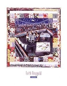 Tar Beach - Poster by Faith Ringgold (22 x 28)