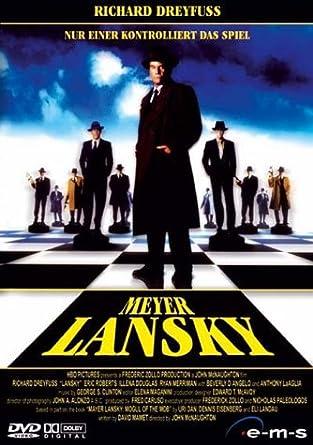 Meyer Lansky - Amerikanisches Roulette Alemania DVD: Amazon ...