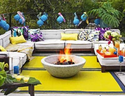 Buy mosquito repellent for deck