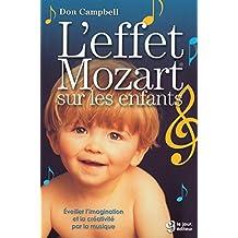L'effet Mozart sur les enfants: Éveiller l'imagination et la créativité par la musique
