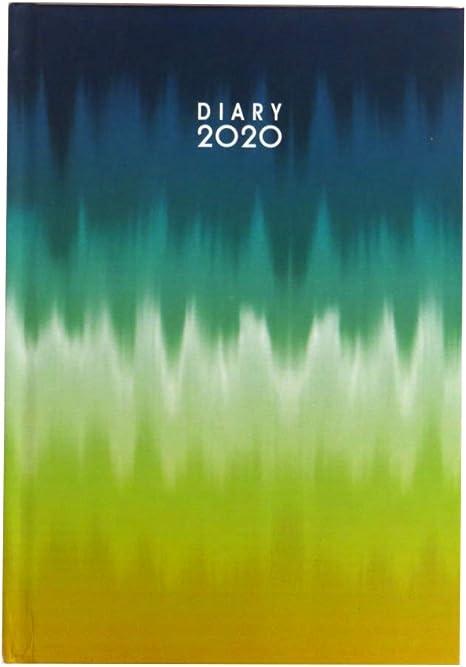 Con Estilo 2020 Diario Vista Semanal A5 Daily Agenda Organizador Regalo Duro //