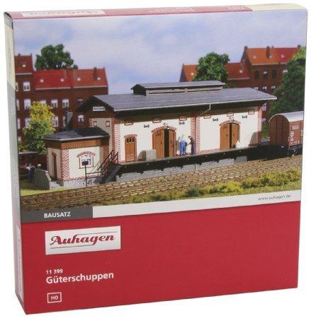 Auhagen 11399 Freight Shed Modelling Kit by Auhagen