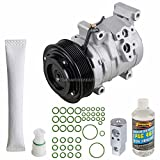 Scion tC A/C Compressors & Components - AC Compressor & A/C Repair Kit For Scion tC 2005 2006 2007 2008 2009 2010 - BuyAutoParts 60-81289RK NEW