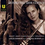 Beyond the Iron Curtain: Flute Music by Martinu, Gubaidulina, Feld, Taktakishvili and Amirov