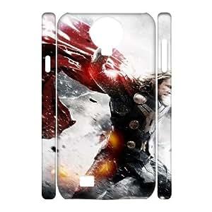 Dacase Samsung Galaxy S4 I9500 Cover, Thor Custom 3D Samsung Galaxy S4 I9500 Case