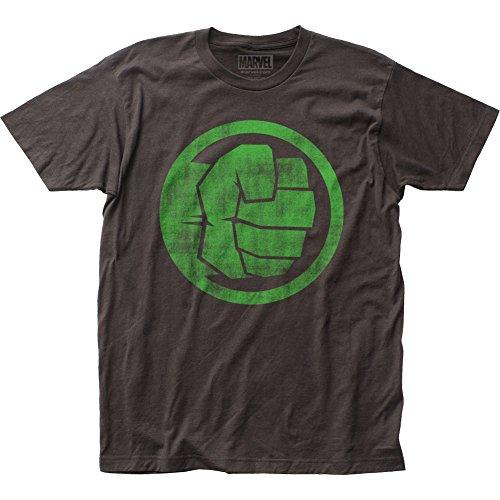The Incredible Hulk - Fist Bump (slim fit) T-Shirt Size L -