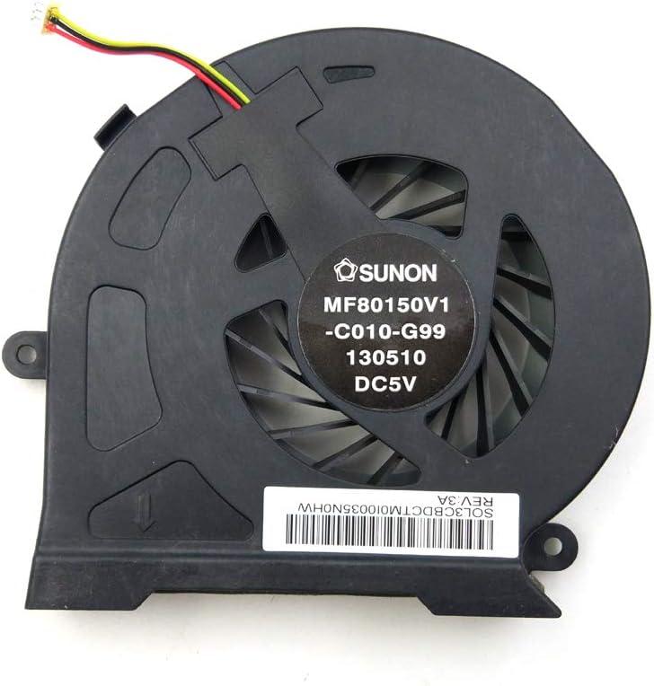 Lph Replacement CPU Fan for Toshiba Qosmio X70 X75 X75-A7170 X75-A7180 X75-A7195 X75-A7295 X75-A7298