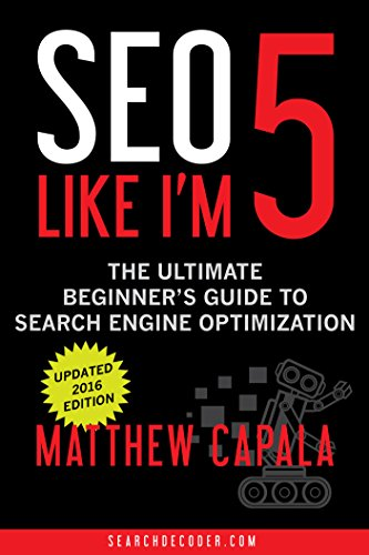 Amazon seo like im 5 the ultimate beginners guide to seo like im 5 the ultimate beginners guide to search engine optimization fandeluxe Document
