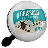 Small Bike Bell Crissolo Ski Resort - Italy Ski Resort - NEONBLOND