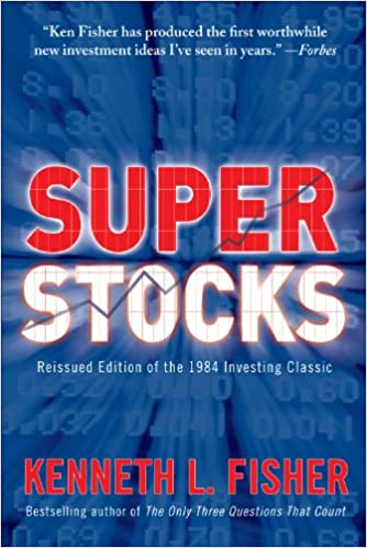 Amazon com: Super Stocks eBook: Kenneth L  Fisher: Kindle Store