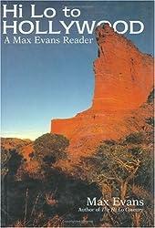 Hi Lo to Hollywood: A Max Evans Reader