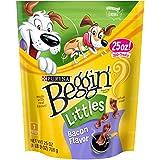 Purina Beggin' Bacon Flavor Dog Snacks - (1) 25 oz. Pouch