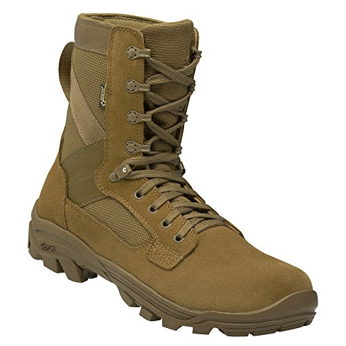 Boot Suede Gore Tex (Garmont T8 Extreme GTX Tactical Boot - Coyote, 13 M US)