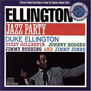 Duke Ellington Jazz Party Amazon Com Music