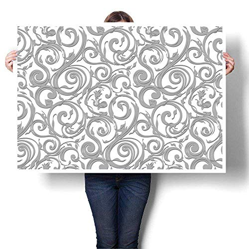 Cottage Wallpaper Prints - SCOCICI1588 Wall Art Canvas Prints Wallpaper Vector Background Oils,56