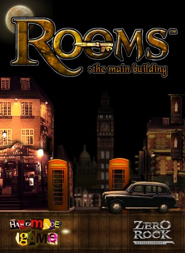 Rooms: The Main Building [Online Game Code]