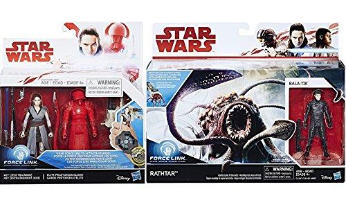 Training Disney Jedi (AYB Products Force Link 3.75