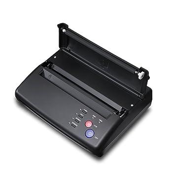 Solong Tattoo Profesional Transferencia Maquina de Tatuaje Impresora Copiadora de Plantilla para Impresora de Papel T102