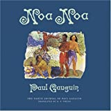 Front cover for the book Noa Noa by Paul Gauguin