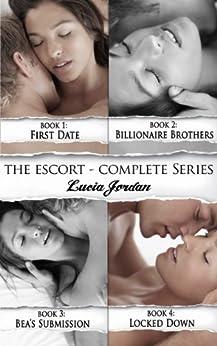 The Escort Series (Billionaire Bachelors) - Complete Collection by [Jordan, Lucia]