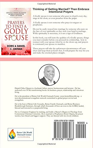 Prayers to Find a Godly Spouse: Meditations, Prophetic Declarations
