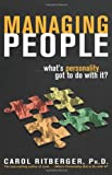 Managing People, Carol Ritberger, 1401910343