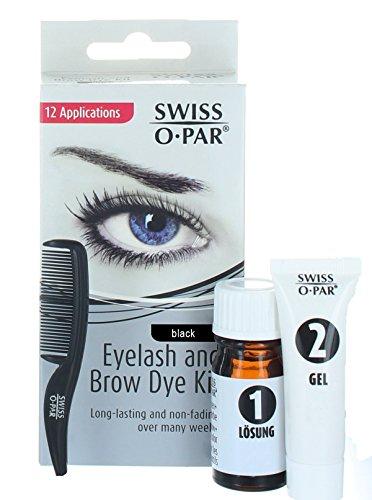 Swiss Par Eyelash Color BLACK product image