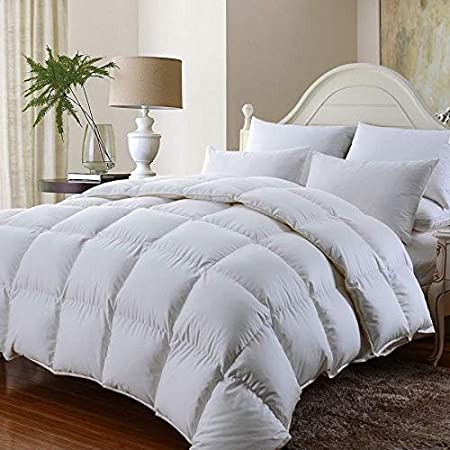 Luxury 13.5 Tog Duck Feather Duvet in All Sizes Ideal Duck Feather Quilt For Bed