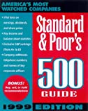 Standard and Poor's 500 Guide, 1999 Edition, Standard and Poor's Staff, 0070527644