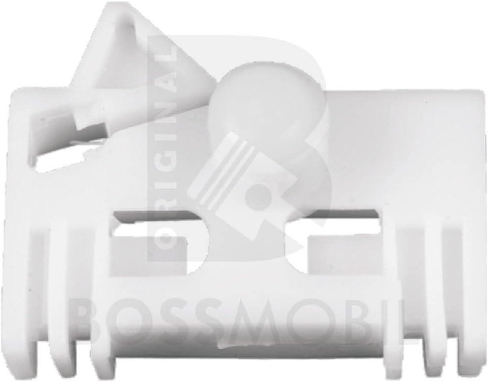 set riparazione per sollevatore di finestrino alzacristalli avanti sinistra 4//5 porte Bossmobil MEGAN