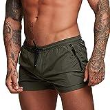 EVERWORTH Men's Bodybuilding Gym Shorts Lightweight