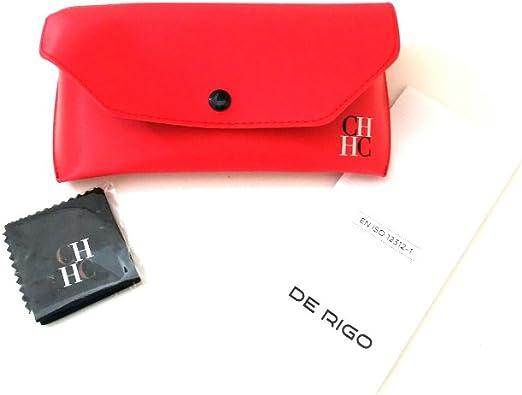 Carolina Herrera SHE750540700 Gafas, SHINY BLACK, 54/17/140 para Mujer: Amazon.es: Ropa y accesorios