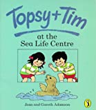 Topsy + Tim at the Sea Life Centre (Topsy & Tim picture Puffins)