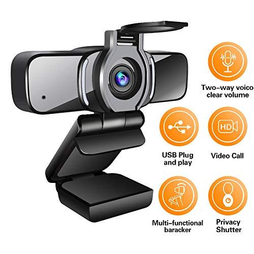 🥇 LarmTek HDWebcam1080pwithTripod