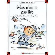 Max n'aime pas lire 02