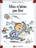 """Afficher """"Max et Lili n° 2 Max n'aime pas lire"""""""