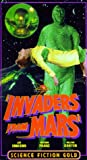 Invaders from Mars [VHS]