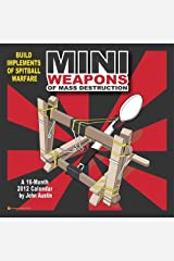Miniweapons of Mass Destruction 2012 Wall Calendar #51053 by Orange Circle Studio (2011-08-01) Calendar