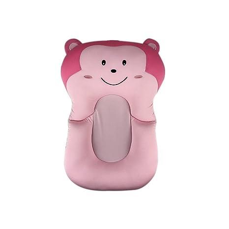 Lulalula - Cojín de baño para bebé recién nacido, cómodo, asiento de ...