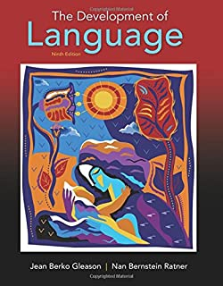 Amazon language in mind an introduction to psycholinguistics the development of language 9th edition fandeluxe Choice Image