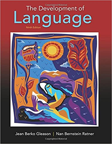 The development of language 9th edition 9780134161143 medicine the development of language 9th edition 9th edition fandeluxe Choice Image