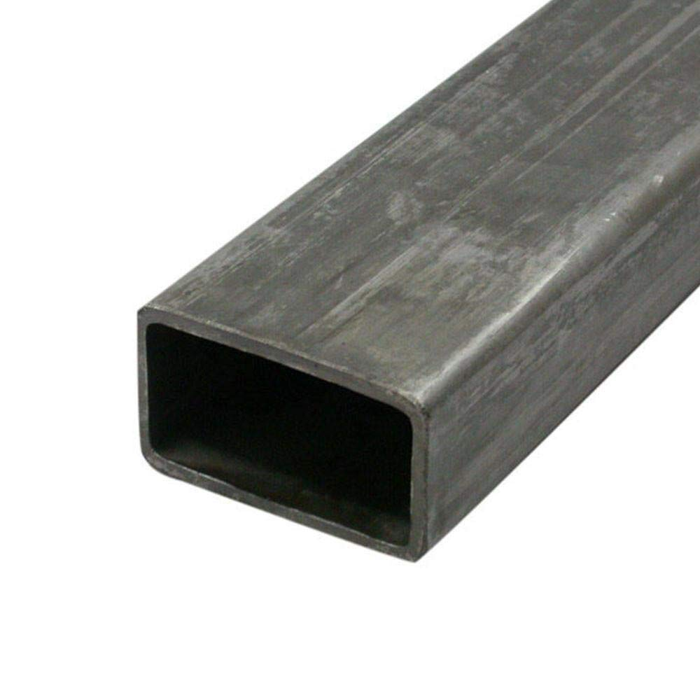 Online Metal Supply Steel Structural Rectangle Tube, 4'' x 6'' x 0.188 (3/16'') x 60 inches by Online Metal Supply