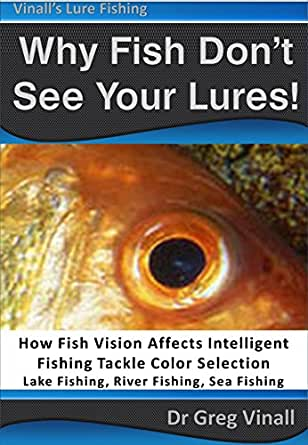 Why fish don 39 t see your lures how fish vision for Fishing lure selector
