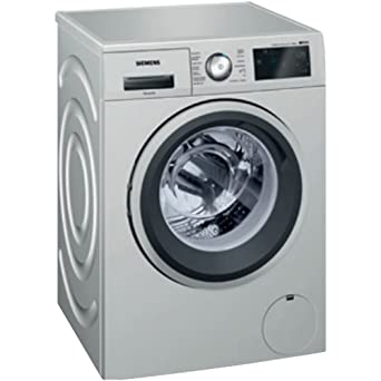 Siemens iQ500 WM14T61XES Independiente Carga frontal 9kg ...