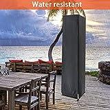 Iptienda Patio Heater Cover Waterproof with