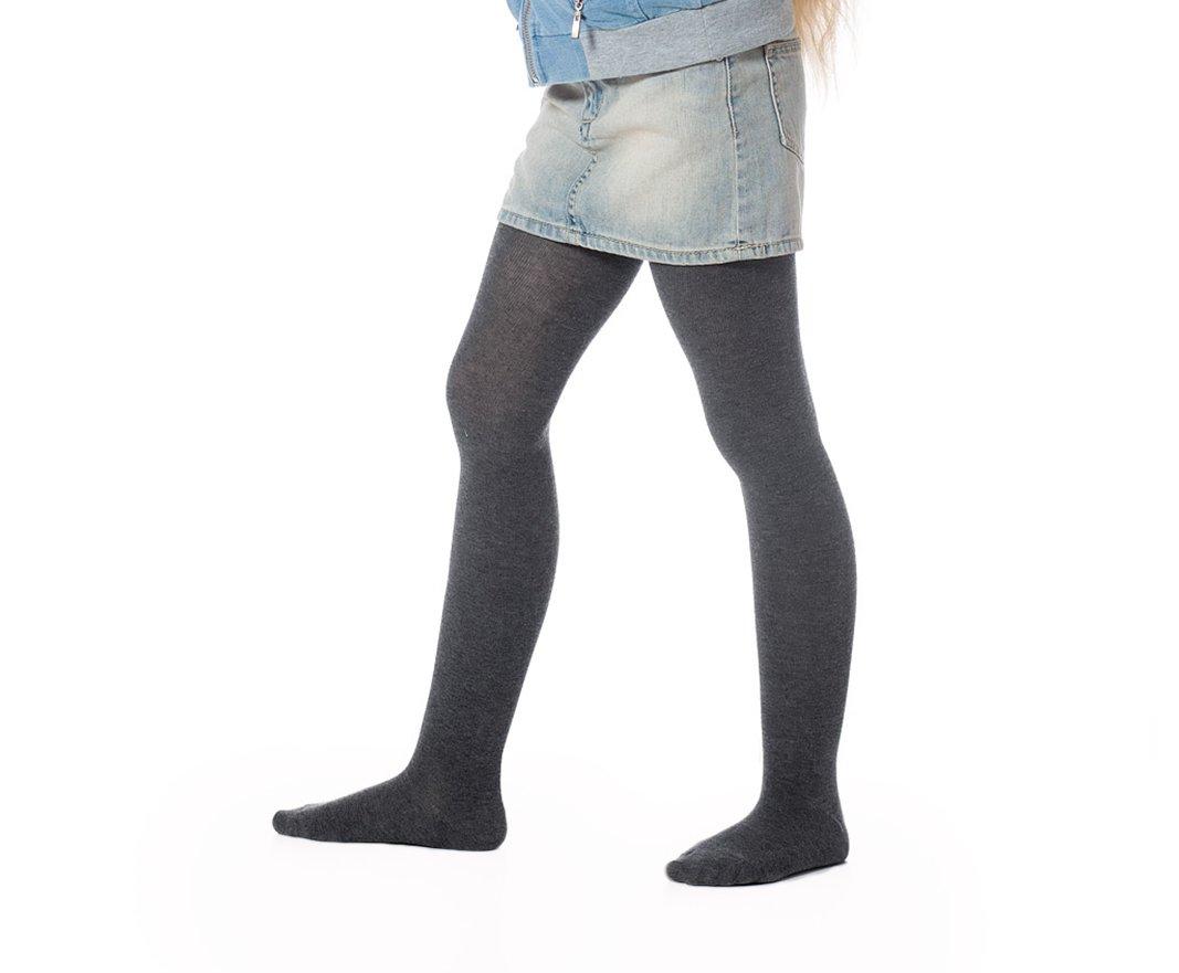 Envie Bambina Cotone Dolce collant, in tinta unita cotone per TESPOL 5901282032107