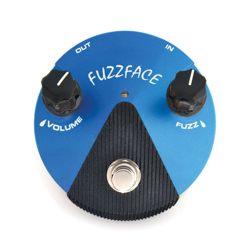 Dunlop FFM1 Silicon Fuzz Face Mini Distortion