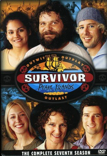 Survivor Pearl Islands - The Complete Seventh Season by Paramount Home Video